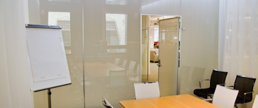 Switchable Film Office Partition Finland Intelligent Glass