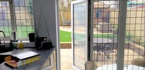 Switchable smart glass - double glazing Smart glass conservatories