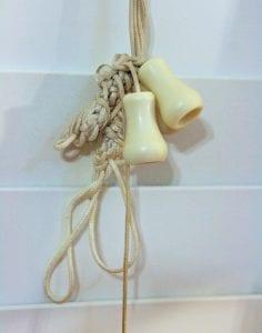 Tangled blind cords