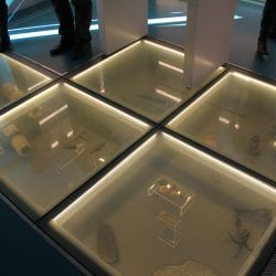 Switchable Glass Floors