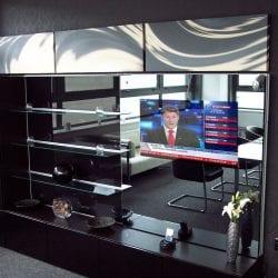 Mirrorvision Glass Overlay Showroom