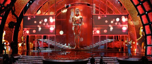 Pro Display Oscars Rear Projection Film