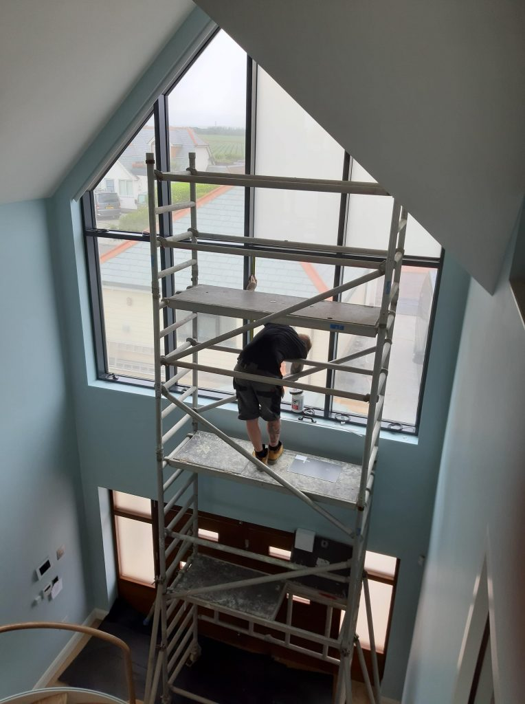 Switchable Film Home Renovation