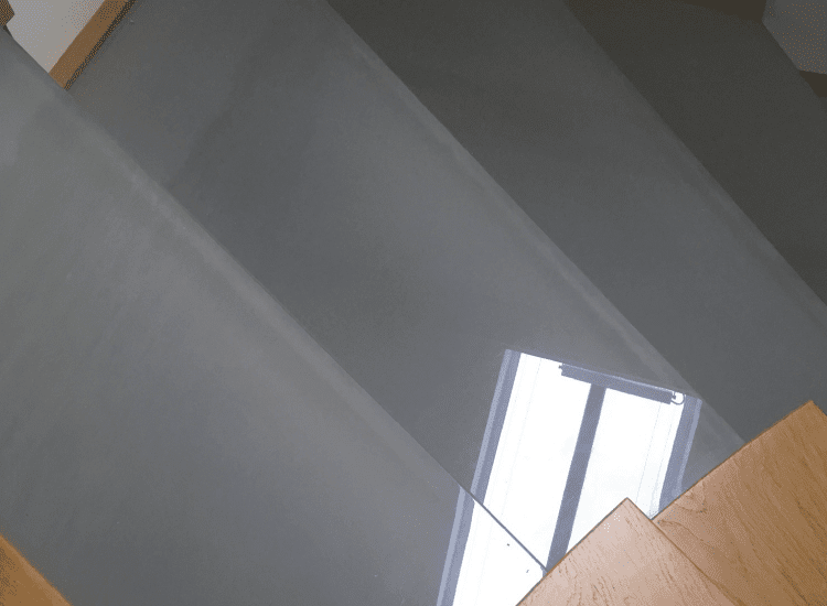 Switchable Smart Glass Stairs off