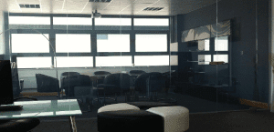 Acoustic Switchable Glass
