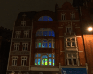 dc thomson switchable glass projection windows