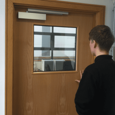 Switchable Smart Door Vision Panels