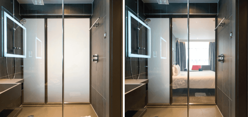 novotel switchable glass