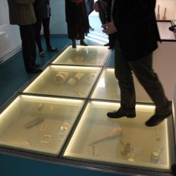 switchable glass floor